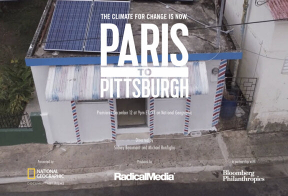 "Must Watch Documentary, NatGeo's ""From Paris to Pittsburgh"""
